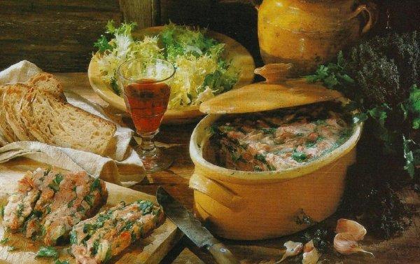 Jambon persillé