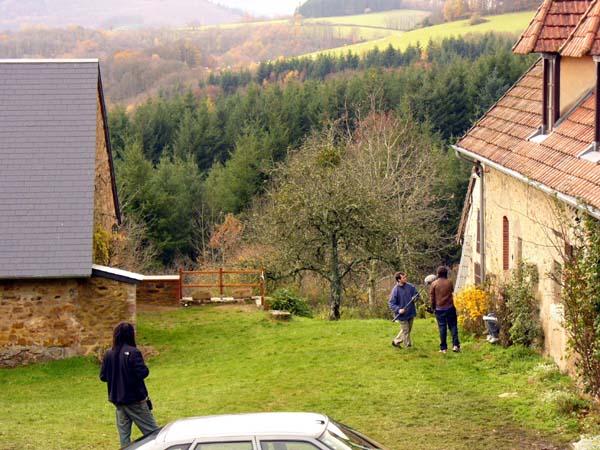 lieu de tournage - ferme dans le morvan